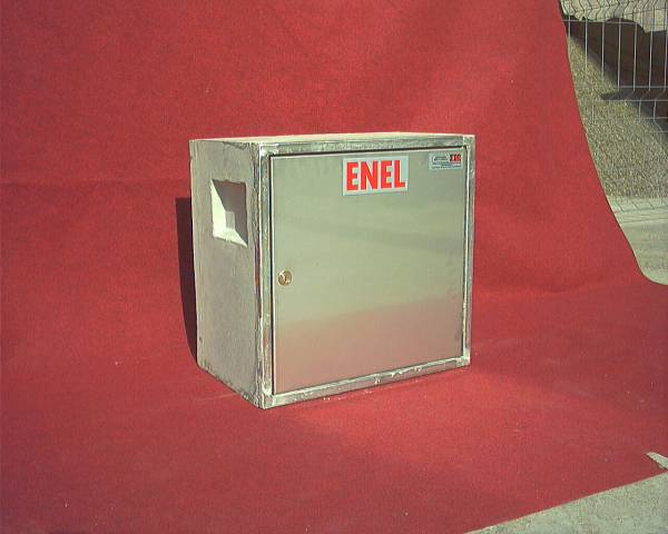 cassette cemento contatori Enel